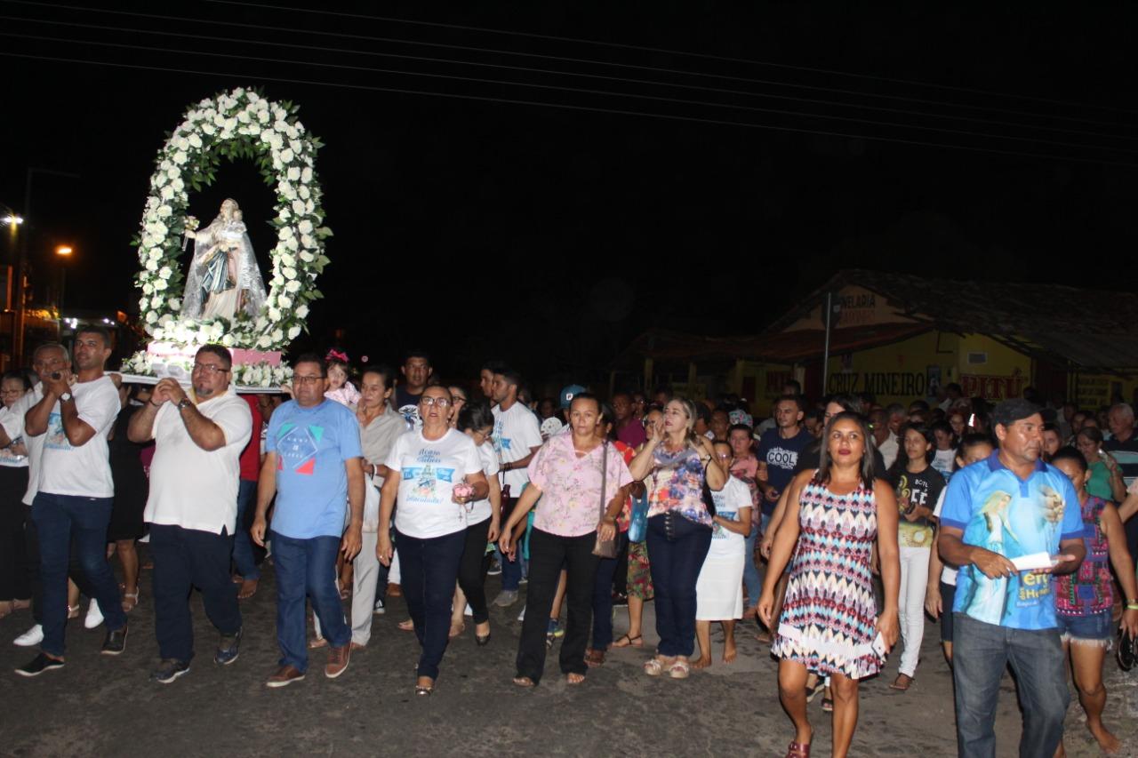 Nossa Senhora do Desterro teve o maior festejo da história de Castelo - Imagem 3