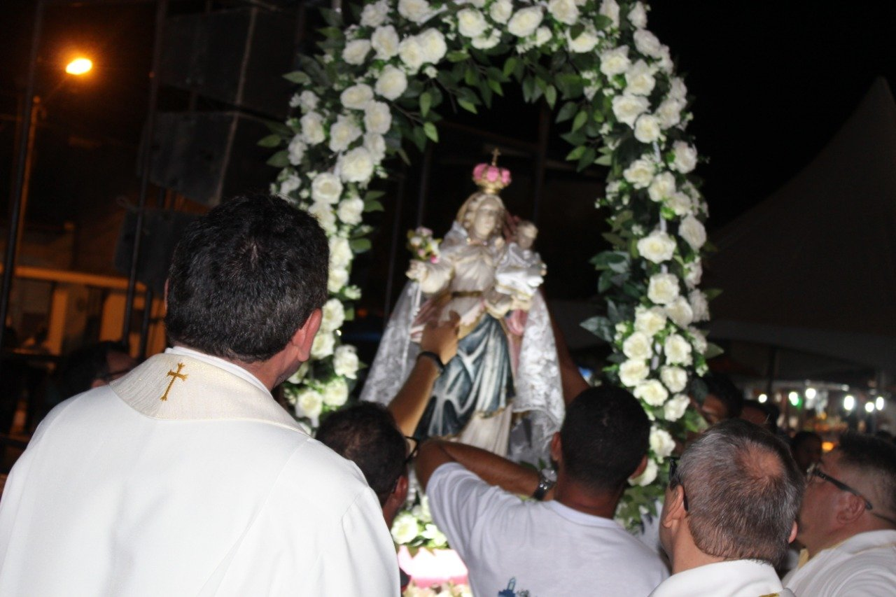 Nossa Senhora do Desterro teve o maior festejo da história de Castelo - Imagem 1