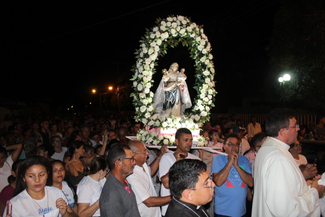 Nossa Senhora do Desterro teve o maior festejo da história de Castelo - Imagem 2