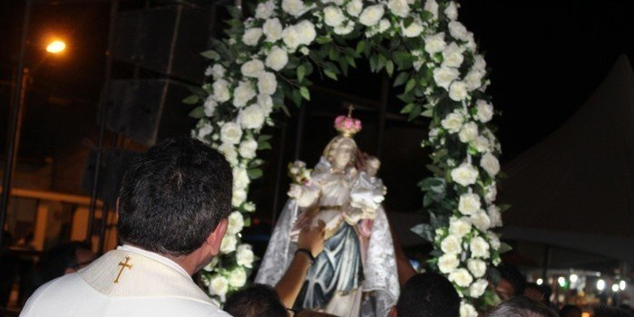 Nossa Senhora do Desterro teve o maior festejo da história de Castelo