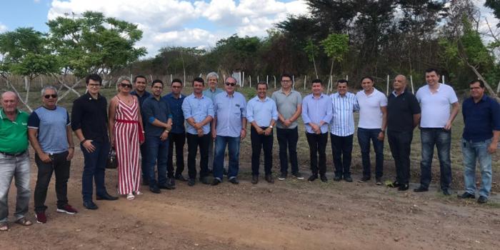 Em reunião em Água Branca, Câmara de Comércio do Mercosul garante R$ 60 milhões em investimentos no Médio Parnaíba