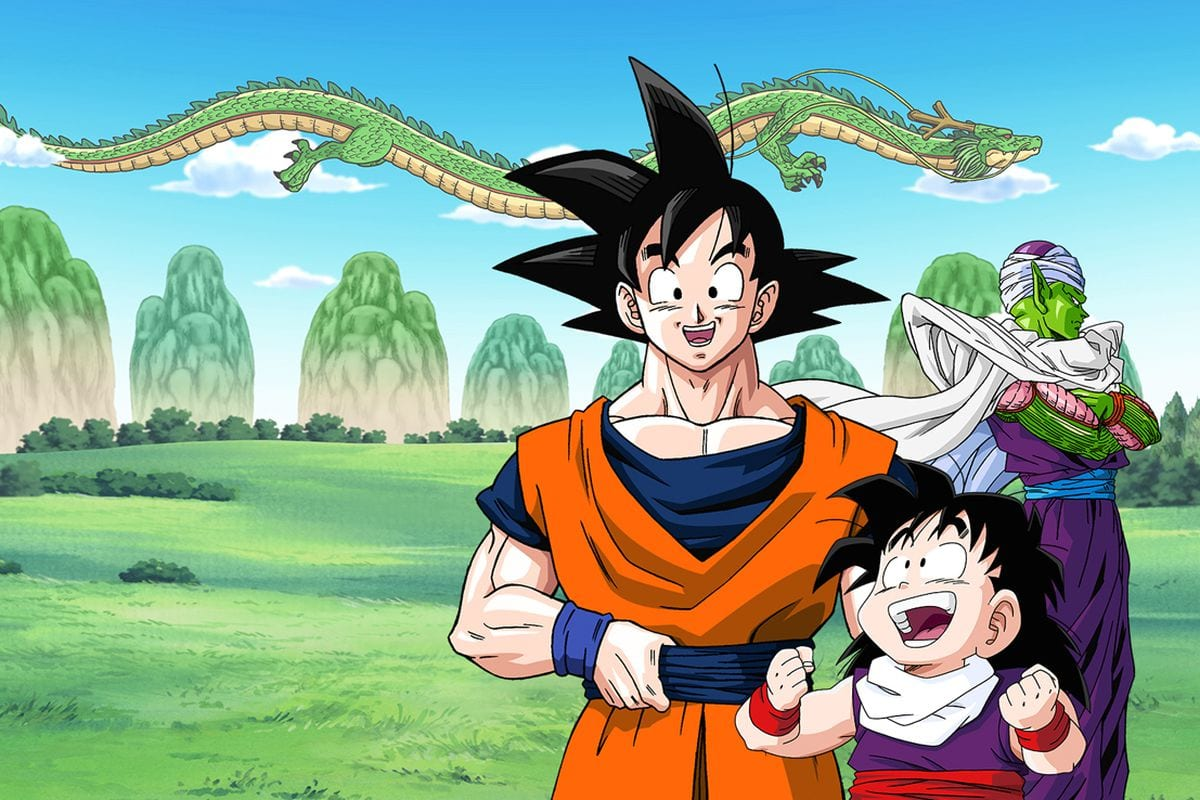 Goku tem a voz clássica em português. Crédito: Divulgação.