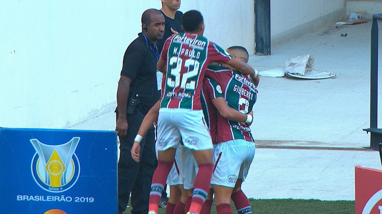 Fluminense bate Corinthians na Arena e garante vaga na Sul-Americana - Imagem 2