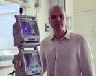 Tumor regride e Bruno Covas fará mais cinco sessões de quimioterapia