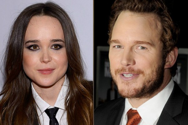Ellen Page critica astro de 'Guardiões da Galáxia'.