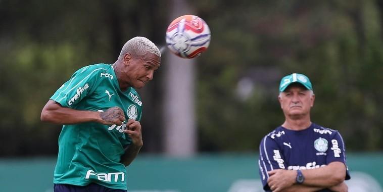 Palmeiras terá julgamentos de Felipão e Deyverson nesta segunda