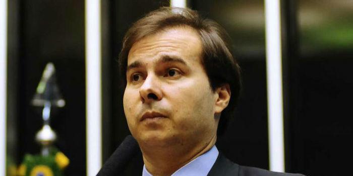 Rodrigo Maia irá quinta-feira para Teresina