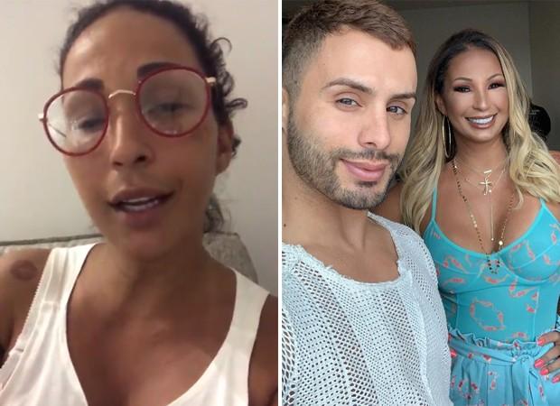 Após polêmica com comunidade LGBTQ+, Valesca Popozuda pede desculpas