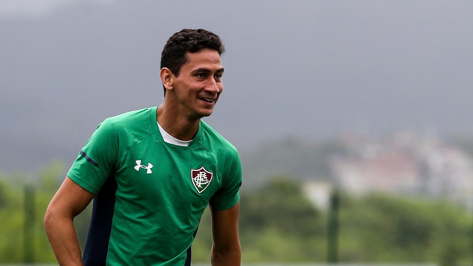 Fluminense confirma estreia de Ganso para sexta, no Maracanã