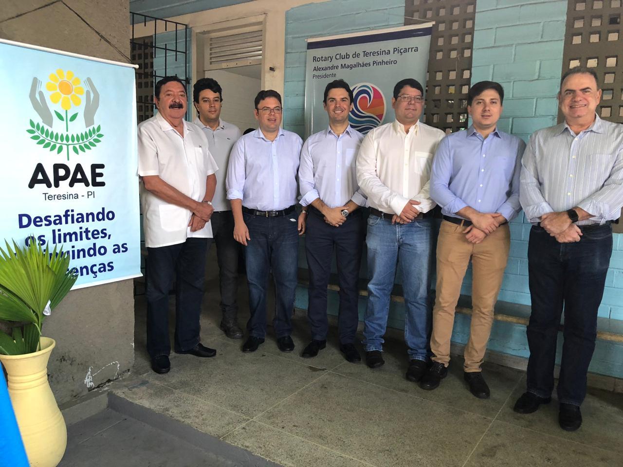 Rotary Piçarra completa 40 anos de serviço à comunidade