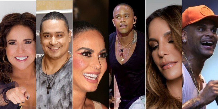 Artistas apresentam as músicas que são apostas para o carnaval 2019