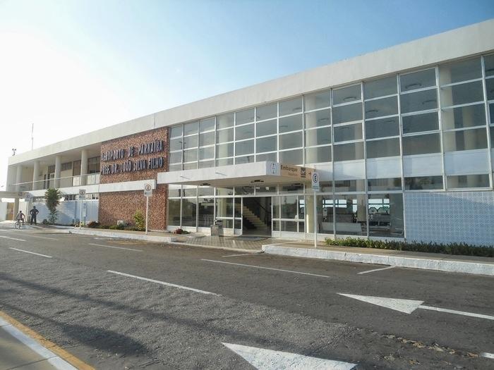 Aeroporto de Parnaíba pode receber investimento estrangeiro (Reprodução)