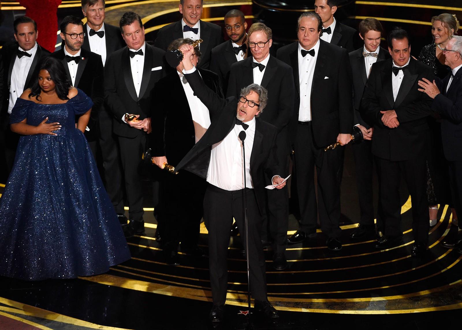 """""""Green Book"""", """"Roma"""" e """"Bohemian Rhapsody"""" são os vencedores do Oscar - Imagem 1"""
