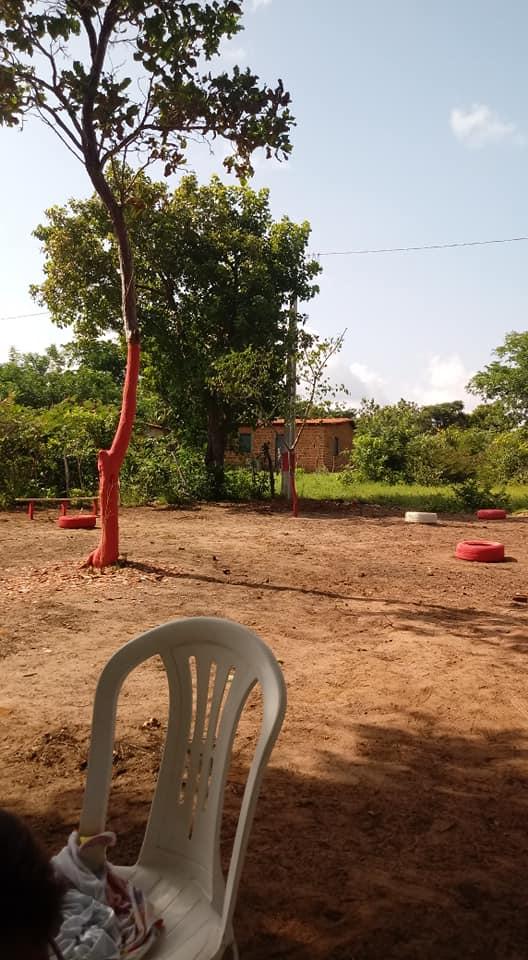 Moradoras de Parnarama criam primeira praça com conceito sustentável no município - Imagem 3