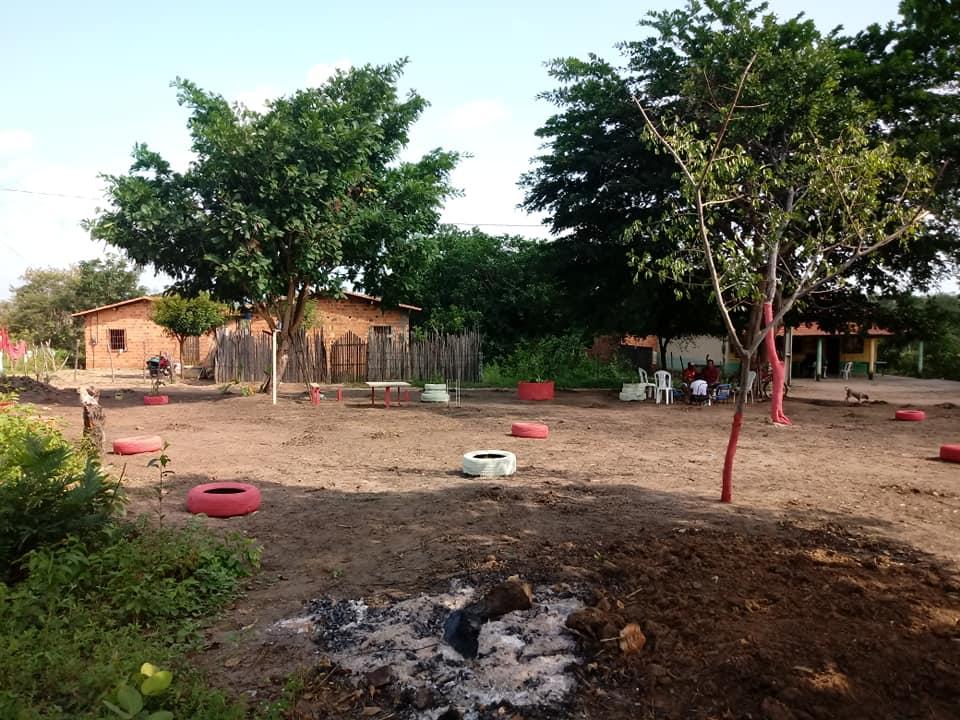 Moradoras de Parnarama criam primeira praça com conceito sustentável no município - Imagem 2