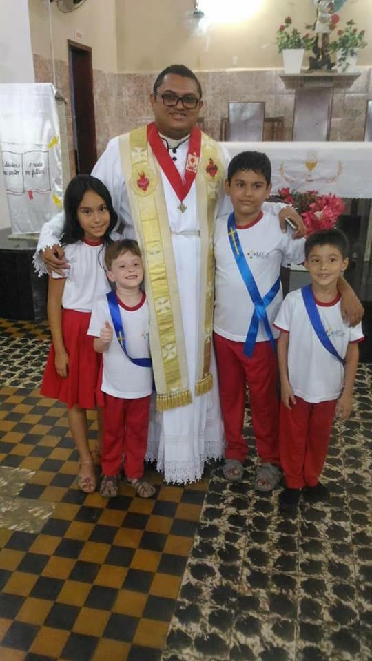 Padre Leandro Rodrigues é o novo pároco de São João da Serra