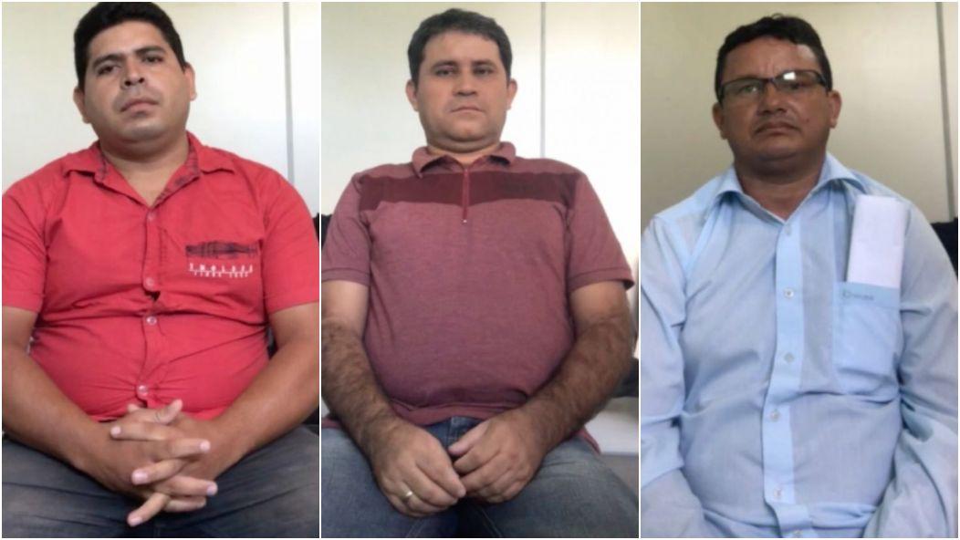 Suspeitos do crime foram presos