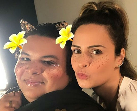 Piauiense Rainha Matos comenta sobre o BBB 19 com  Ana Paula Renault