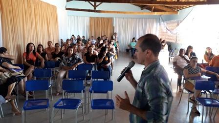 Dom Expedito Lopes realiza Jornada Pedagógica
