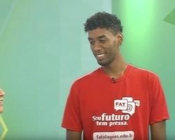 Esporte Show: entrevista na íntegra com o atleta de basquete Luan Barbosa