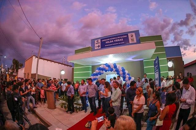 Prefeitura de José de Freitas entrega UBS a população