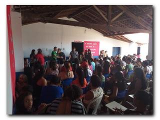Escola Dr. Ezequias Costa realiza reuniões