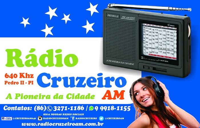Rádio Cruzeiro AM de Pedro II dá mais um passo usando a tecnologia para ampliar sua audiência