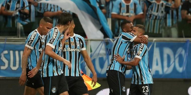 Grêmio enfrenta o Libertad atrás de invencibilidade na libertadores