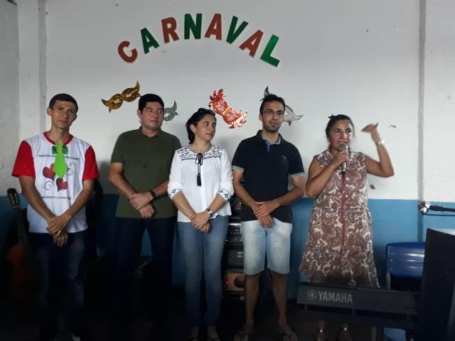 """Prefeitura de Dom Expedito Lopes promove """"Carnaval da Melhor Idade"""""""