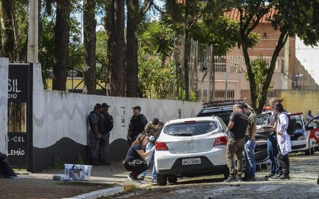 Polícia pede apreensão de terceiro jovem suspeito de planejar massacre