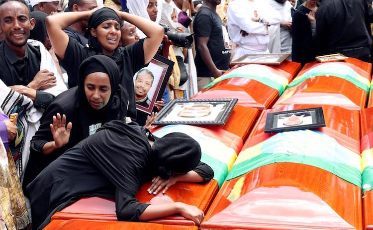Caixa-preta de voo da Etiópia mostra relação com outro acidente