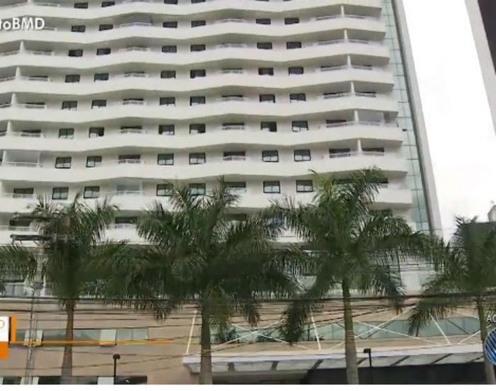 Pai e filho morrem após caírem do 15º andar de apart-hotel em Salvador