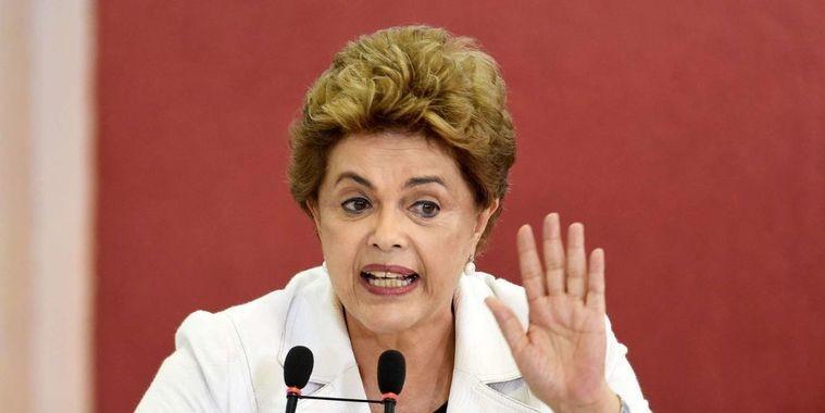 Dilma acompanhou prisão de Temer de Madri e Cunha comemorou na prisão