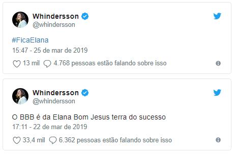 Monalysa, Whindersson e Gyselle Soares fazem campanha para Elana - Imagem 3