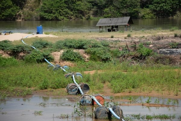 Ministério Público estuda ação sobre dragas em Teresina - Imagem 1