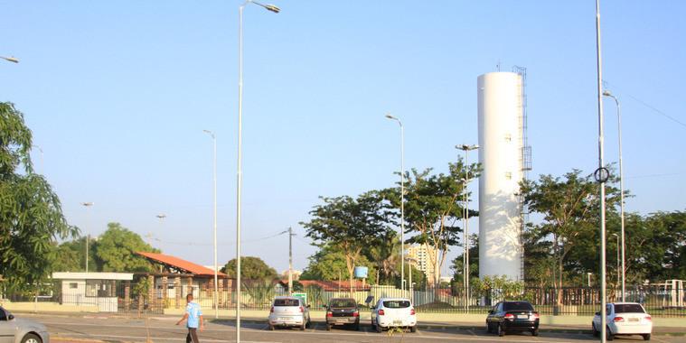 Motoristas de app podem ser expulsos por urinar no Parque da Cidadania