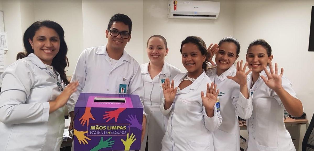 Semana do Paciente no HUP promove segurança no cuidado assistencial - Imagem 1