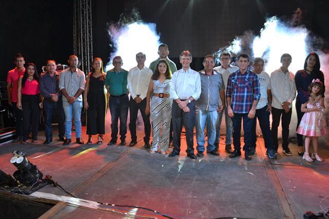 Atrações culturais marcaram os 55 anos do aniversário de Dom Expedito Lopes