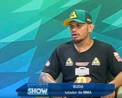 Esporte Show: bate-papo na íntegra com o lutador piauiense de MMA Luis Felipe Buda