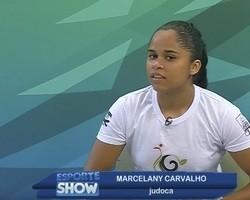Esporte Show: conheça a história de superação da judoca Marcelany Carvalho