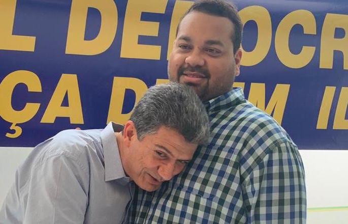 Caio Bucar e Stanley Freire: vereador nega conflito