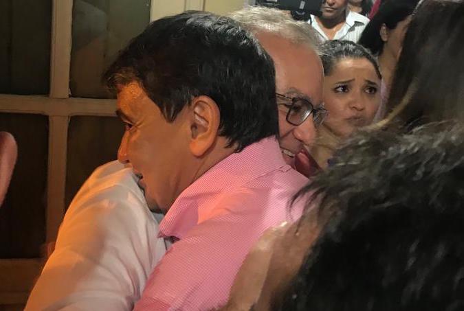 Firmino Filho nega ter tido conversa com W.Dias sobre PPP do Verdão