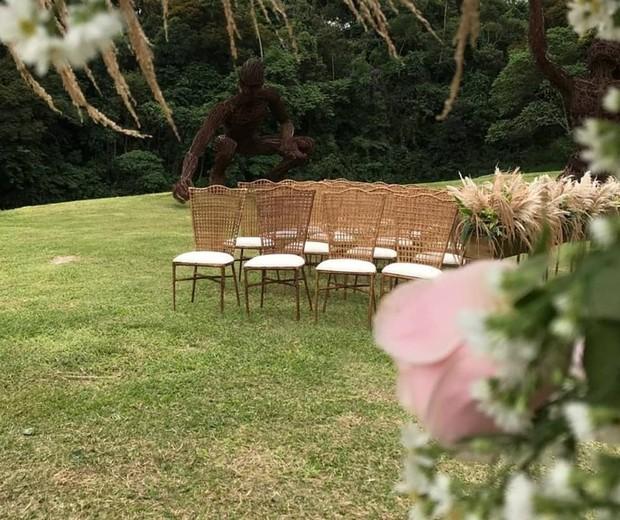 Veja decoração do casamento de Cauã Reymond e Mariana Goldfarb - Imagem 9