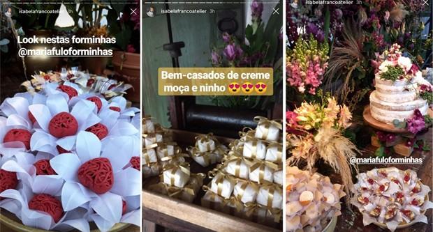 Veja decoração do casamento de Cauã Reymond e Mariana Goldfarb - Imagem 2