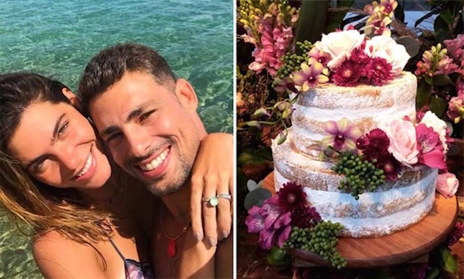 Veja decoração do casamento de Cauã Reymond e Mariana Goldfarb - Imagem 1