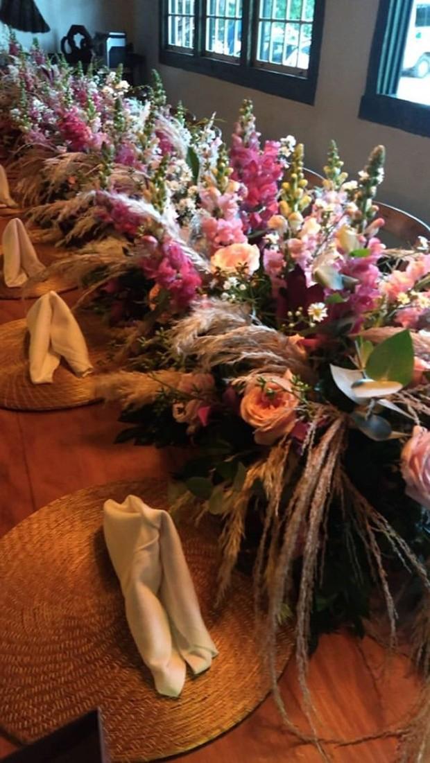Veja decoração do casamento de Cauã Reymond e Mariana Goldfarb - Imagem 12