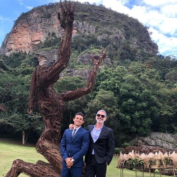 Veja decoração do casamento de Cauã Reymond e Mariana Goldfarb - Imagem 4