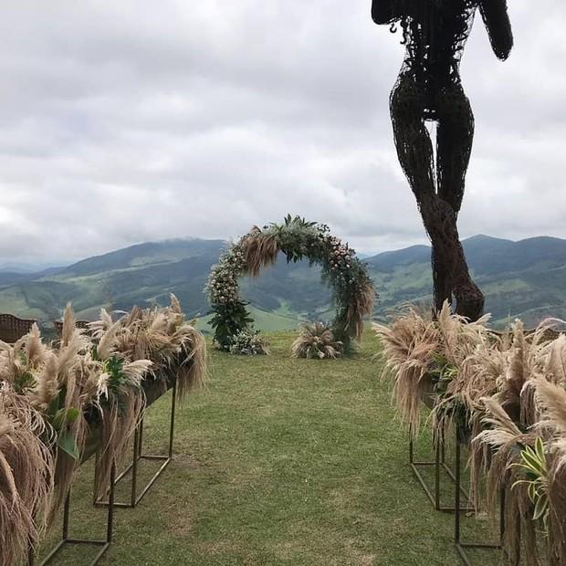 Veja decoração do casamento de Cauã Reymond e Mariana Goldfarb - Imagem 11