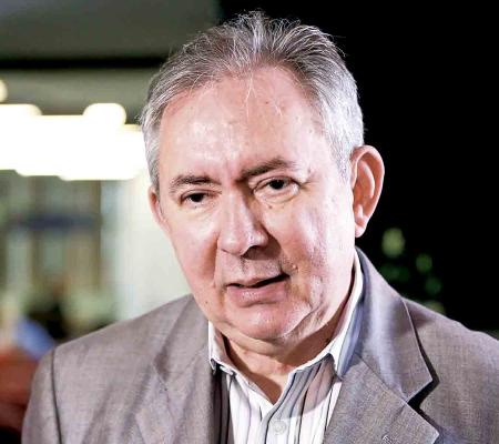 João Henrique assume cargo no Sebrae do Distrito Federal