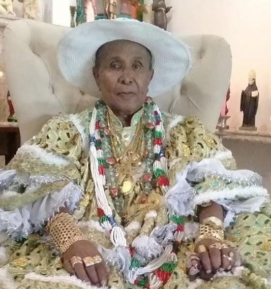 Bita do Barão morre aos 108 anos em hospital de Teresina  - Imagem 1